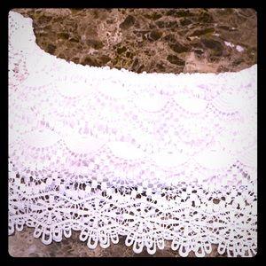 Gorgeous lace Crop top